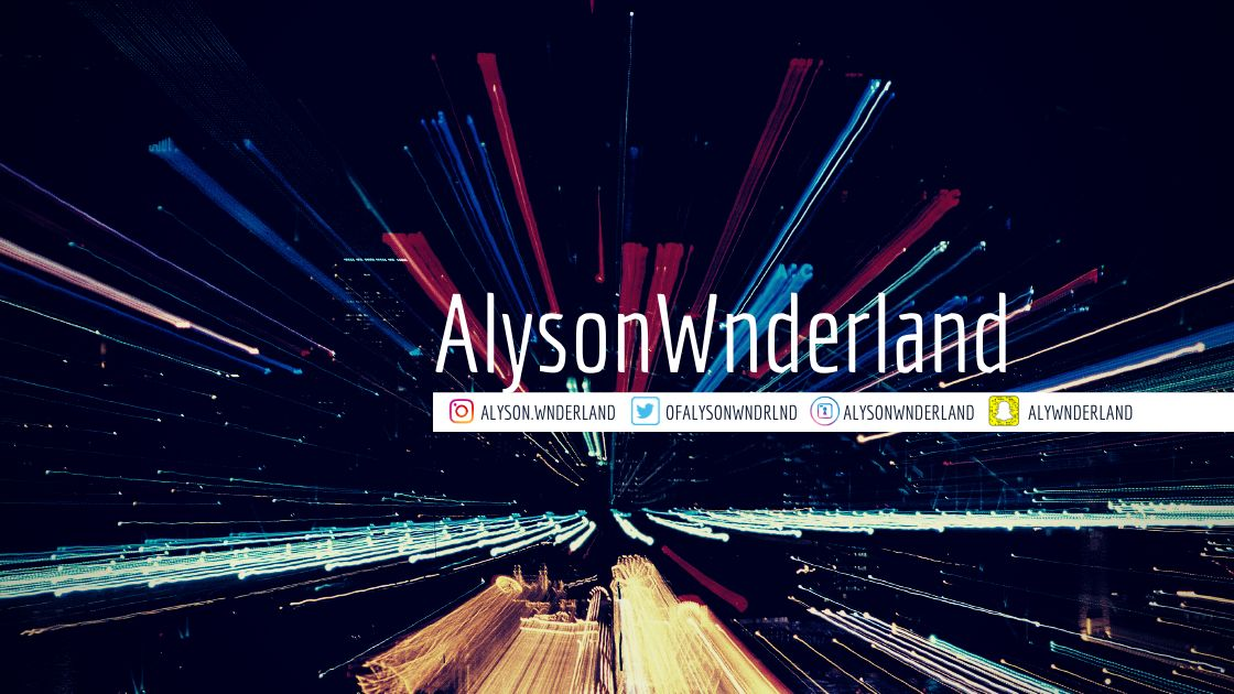AlysonWnderland nude photos