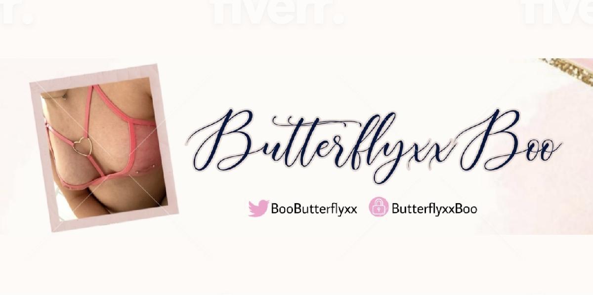 Butterflyxxboo nude photos