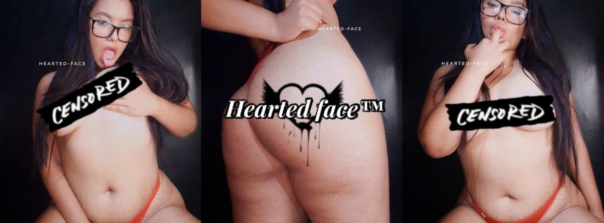 @hearted-face