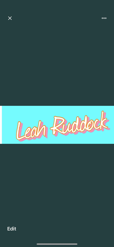 @leahruddock