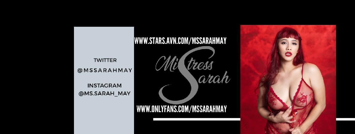 @mssarahmay