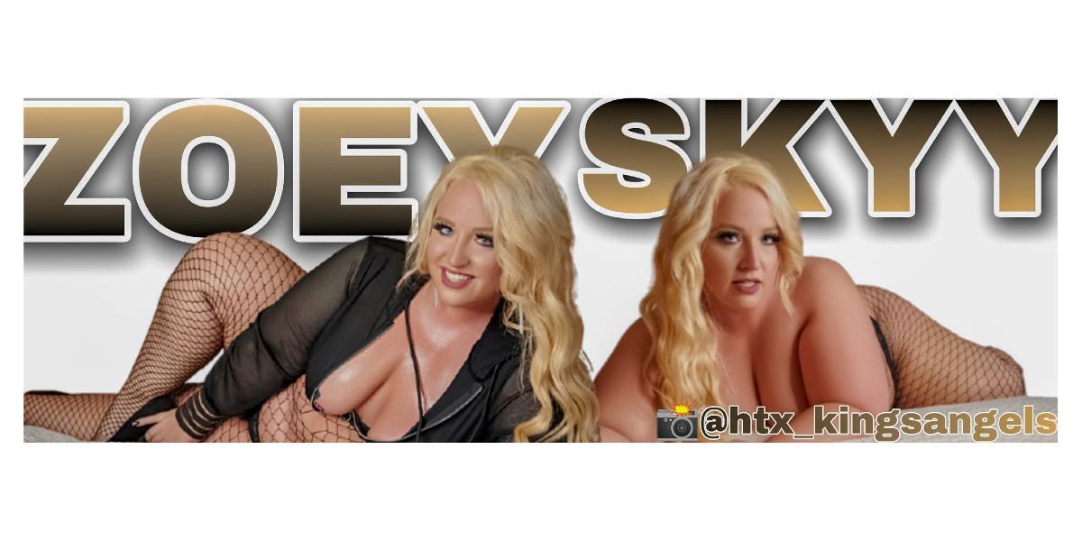 Zoey Skyy nude photos